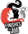 Finishes The Job logo