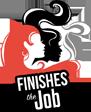 Finishes The Job logo
