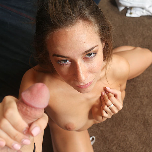 Cock Stroking Whore